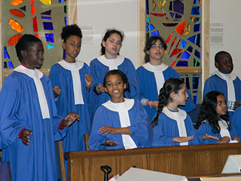 Saint Benedict's Young Choir